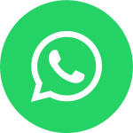 WhatsApp logo on Miracle Experience website